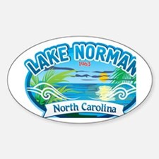 Lake Norman Waterview  Decal