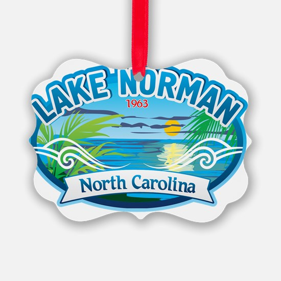 Lake Norman Waterview  Ornament