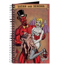 SATAN  DEMONA Journal