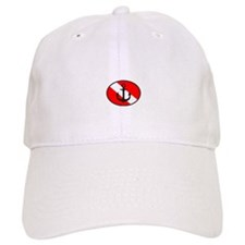 Salvage Diver 2 (front)(white) Baseball Cap