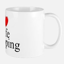 """I Love (Heart) Wife Swapping"" Mug"