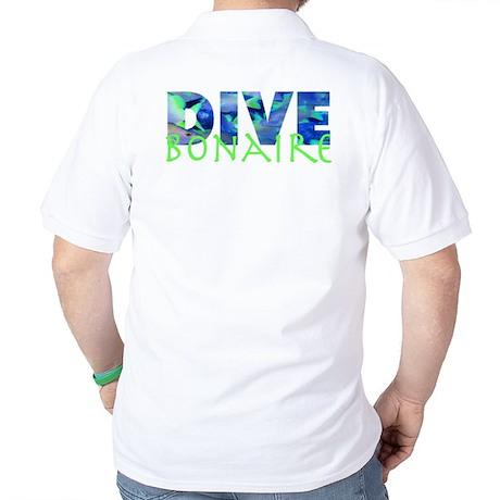 Dive Bonaire Golf Shirt