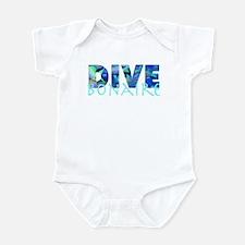 Dive Bonaire Infant Bodysuit