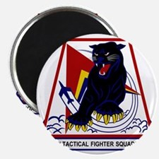 494th TFS Panthers Magnet