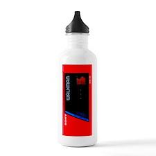 Retro Water Bottle