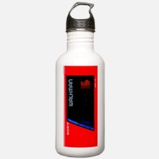 Retro Water Bottle