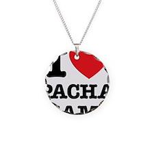 i love pachamama Necklace