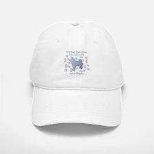 Learned Sheepdog Baseball Baseball Cap