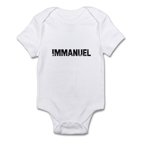 Immanuel Infant Bodysuit