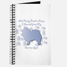 Learned Spitz Journal