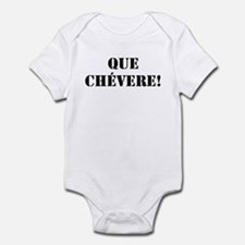 Que Chevere! Infant Bodysuit