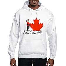 Canadian Mountie Hoodie