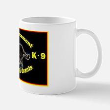 LRG K9 Logo Mug
