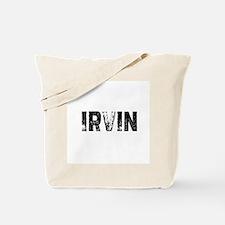 Irvin Tote Bag