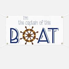 I'm The Captain Banner