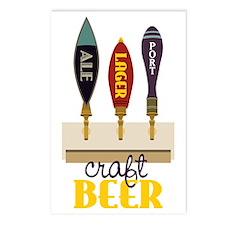 Craft Beer Postcards (Package of 8)