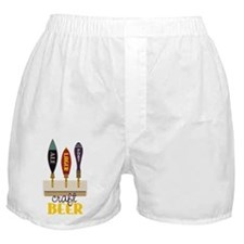 Craft Beer Boxer Shorts