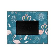 Cute Flamingos Picture Frame