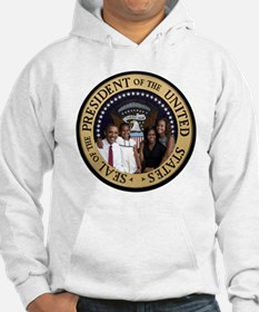 Obama First Family T SHirt Hoodie