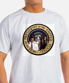 Obama First Family T SHirt T-Shirt