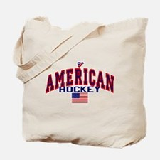 US American Hockey Tote Bag