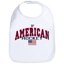 US American Hockey Bib