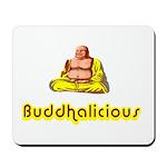 Buddhalicious Mousepad