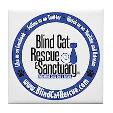 Support BCR Tile Coaster