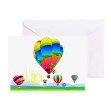 up2a Greeting Card