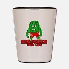 Meloneer 4 Life - Mascot Shot Glass