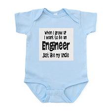 WIGU Engineer Uncle Onesie