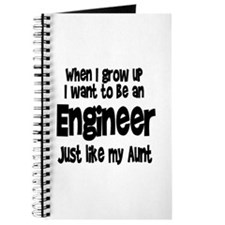 WIGU Engineer Aunt Journal