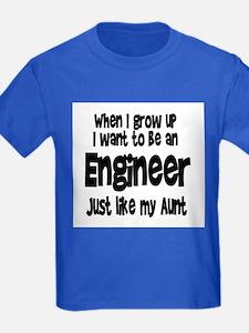 WIGU Engineer Aunt T