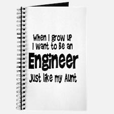 WIGU Engineer Aunt Journal