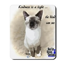 Pixie - Kindness is a light Mousepad