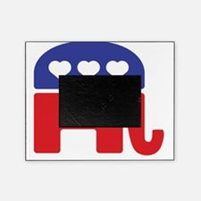 Republican Hearts Picture Frame
