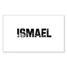 Ismael Rectangle Decal