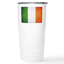 Irish Flag Travel Mug