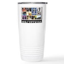 Perceptions lg Poster Travel Mug