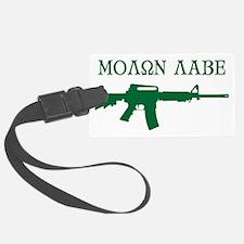 MOLON LABE - Come and Take Them Luggage Tag