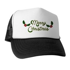 Christmas Greeting Trucker Hat