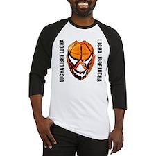 Mexican Wrestling Mask T-Shirt Baseball Jersey
