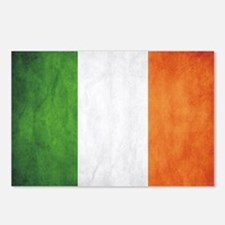 Irish Flag Postcards (Package of 8)