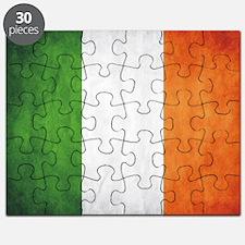 Irish Flag Puzzle