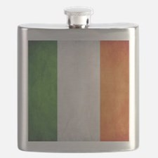 Irish Flag Flask