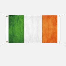 Irish Flag Banner
