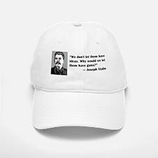 Quotables - Joseph Stalin Baseball Baseball Cap