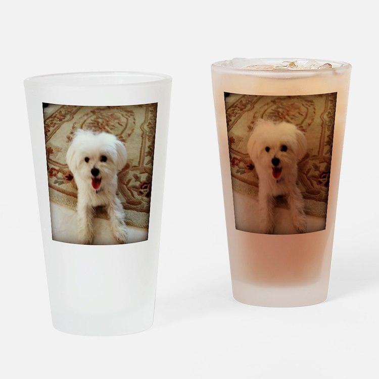 Sadie1 Drinking Glass