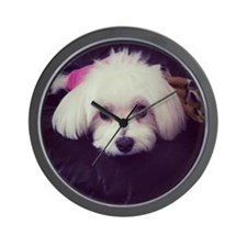 Sadie 2 Wall Clock