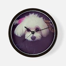 Sadie 2 Wall Clock